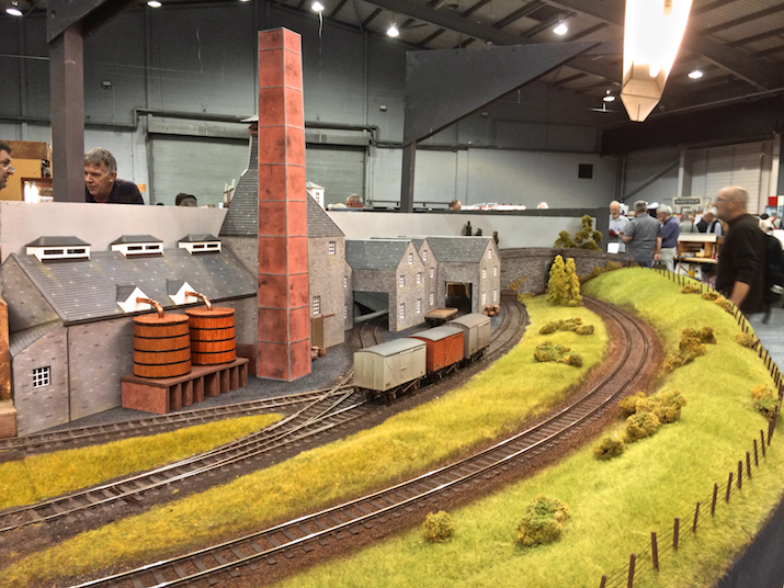 east kilbride model railway club - member layout